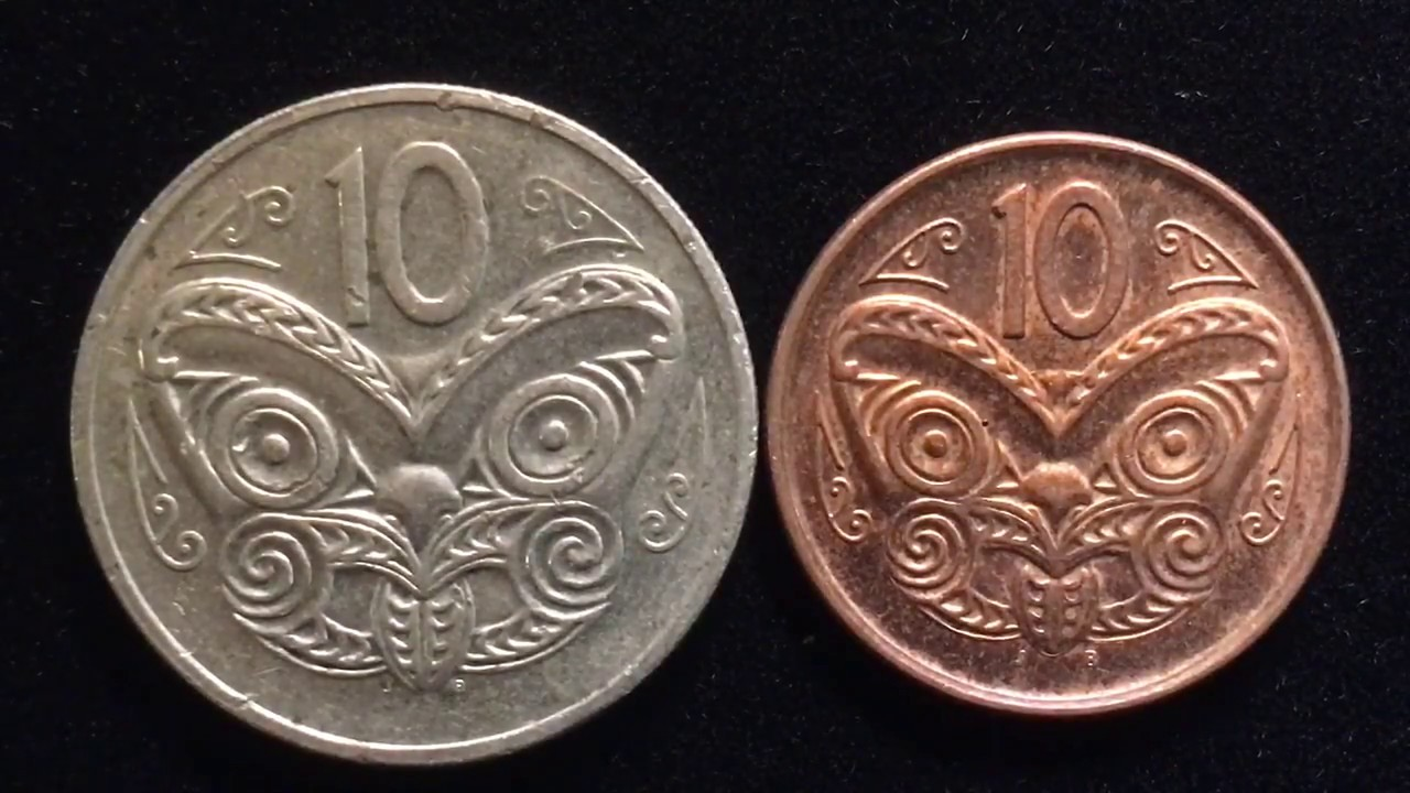 Image result for Maori coins