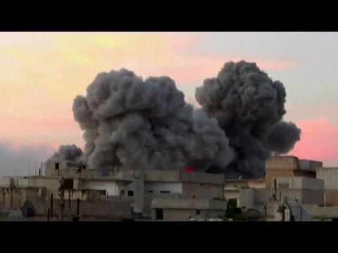 सीरिया में ख़त्म नहीं हो रही जंग