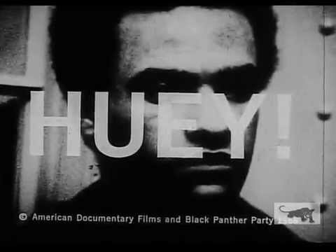 Huey! (1968) [Black Panther Party Documentary Film] HD