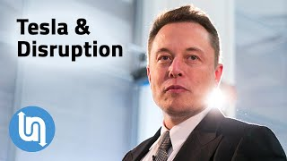 Tesla Explained: Tesla, Apple, and Disruption