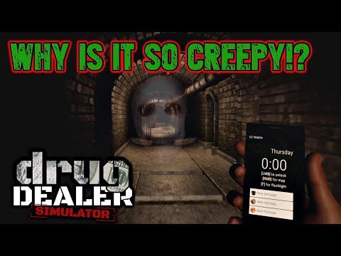 Drug Dealer Simulator's Creepy Sewers |