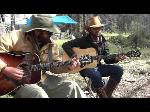 Ryan Bingham - The Poet - at the campfire #2