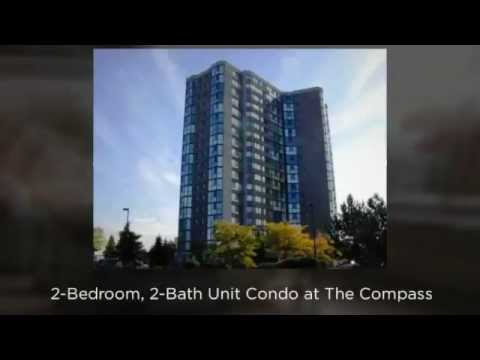 SOLD! 2-BEDROOM / 2-BATH CONDO AT THE COMPASS MISSISSAUGA EAST