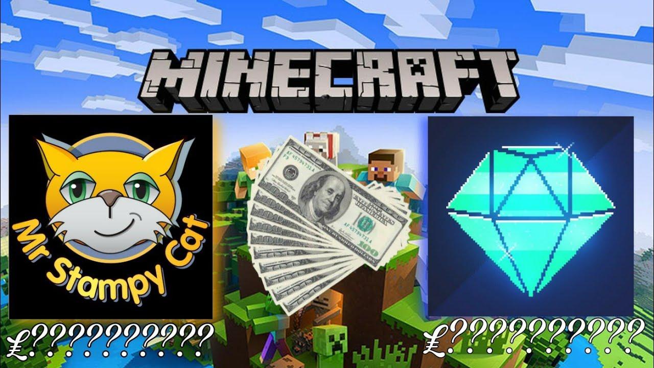 Minecraft:Top 11 kid friendly youtubers (stampylonghead,DanTDM