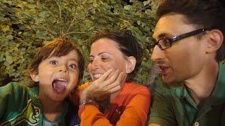 Bozcaada'ya Çadır Kampı Kurmaya Gidiyoruz - VLOG 14