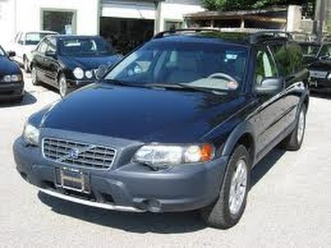 2002 volvo v70 xc cross country wagon awd youtube. Black Bedroom Furniture Sets. Home Design Ideas