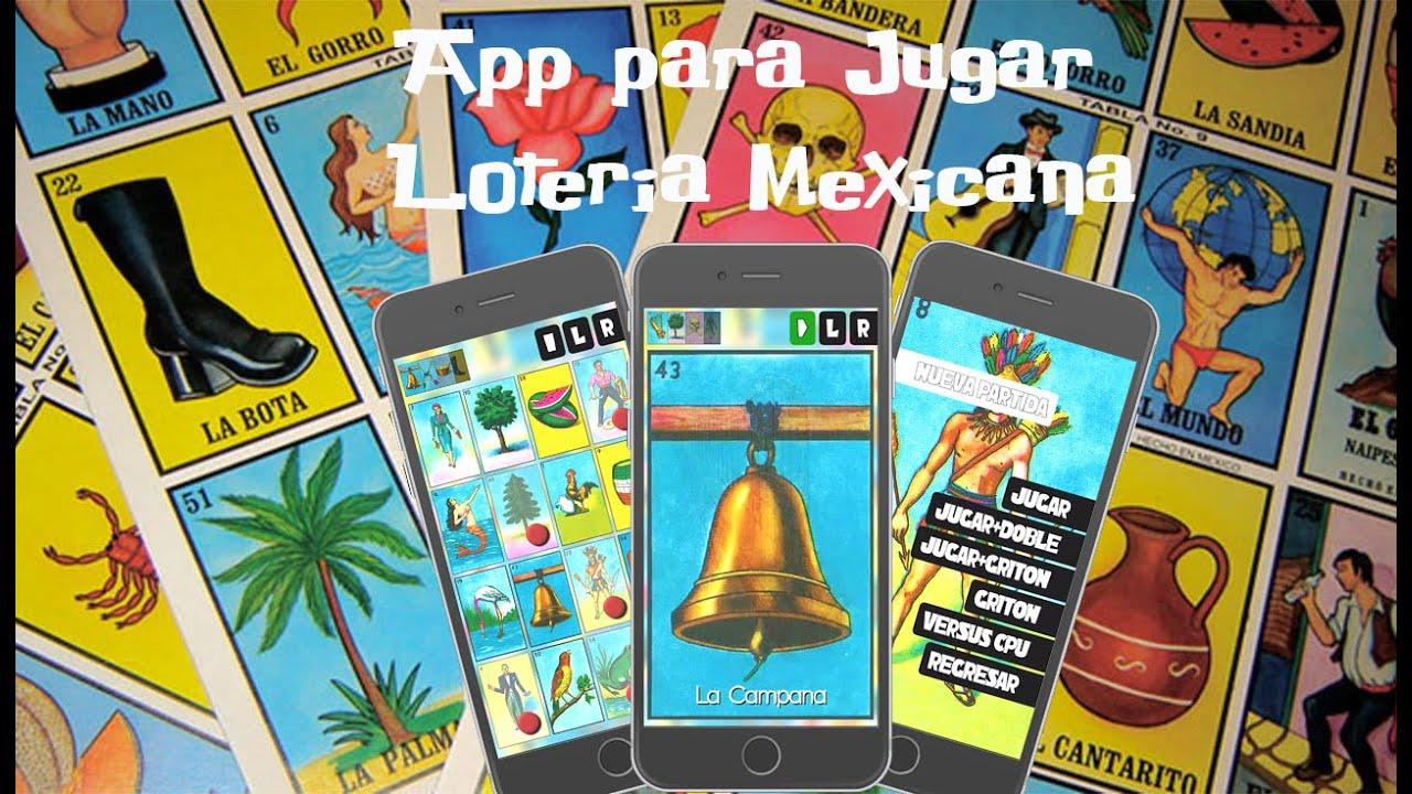 Imprimir Mexicana Para Loteria Cartas