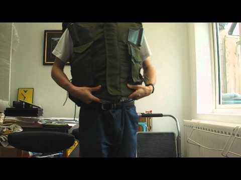 Mark 1 Fragmentation Vest/Flak Jacket Review