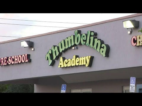 Mother shocked by alleged abuse at Thumbelina Academy