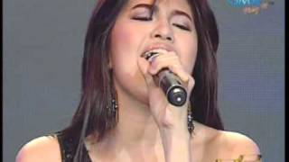 "JULIE ANNE SAN JOSE "" I ALWAYS LOVE U"" VOX PARTY PILIPINAS 11/20/11"