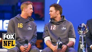 NFL stars make their Super Bowl 53 predictions | FOX NFL