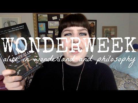Wonderweek | Alice in Wonderland and Philosophy