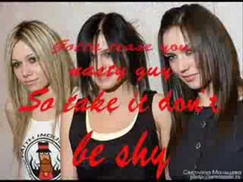 Serebro - Song #1 (the song with lyrics)