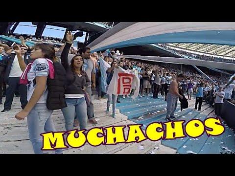 اخيرا أول ترجمة لأغنية Muchachos  لجمهور راسينغ كلوب الارجنتيني 🇦🇷