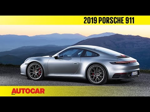 2019 Porsche 911 - What's new? | First Look Preview | Autocar India