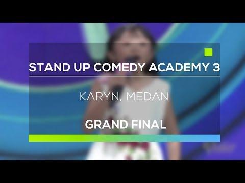 Stand Up Comedy Academy 3 : Karyn, Medan