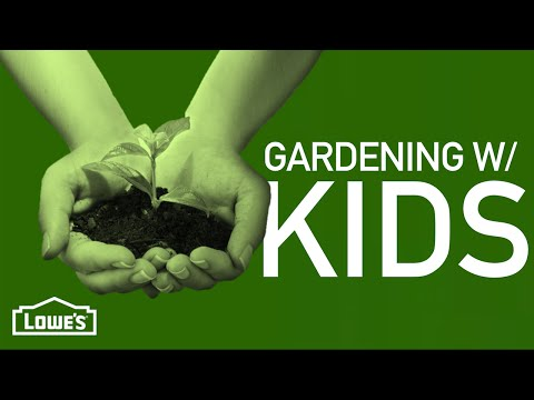 Gardening with Kids | Gardening Basics w/ William Moss
