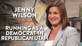 Running as a Democrat in Republican Utah (Jenny Wilson Interview)