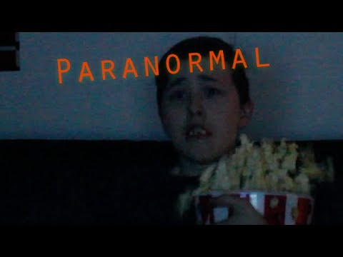 NOT SO PARANORMAL ACTIVITY