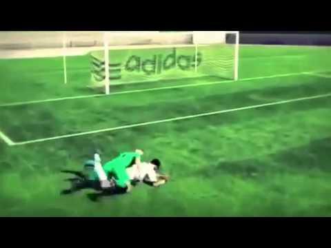 Manuel Neuer fickt Cristiano Ronaldo bei Fifa