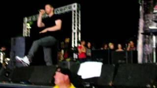 mike posner speed of sound live at vans warped tour 10