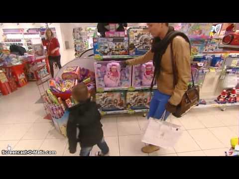 Gustav som babysitter