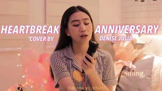 HEARTBREAK ANNIVERSARY - giveon (cover by Denise Julia)