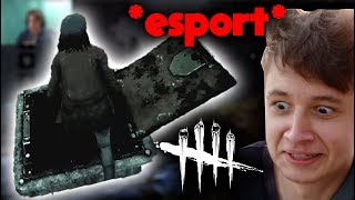 NOWY TEAM E-SPORTOWY! TEAM KLAPA! | Dead by Daylight