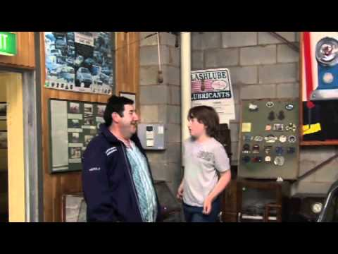 Portland Powerhouse Motor and Car Museum - Top Tourist Parks - Discover Downunder
