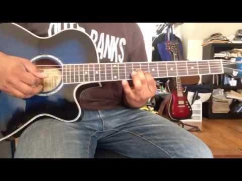 Lajalu Muskan - Guitar Lesson - YouTube