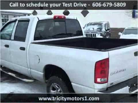 2004 dodge ram 1500 used cars somerset ky youtube