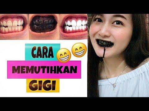 Cara Memutihkan Gigi Dengan Cepat Aman Dan Ampuh Pakai Charcoal