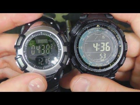 Обзор Рыболовных часов Spovan