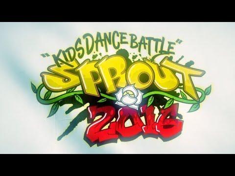 SPROUT 2016 全国決勝大会 テレビ放送