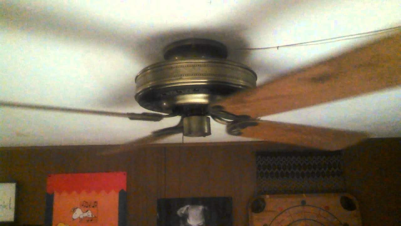 Lasko made for Sears Turn of the Century Ceiling Fan
