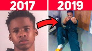 The Criminal History of Tay-K