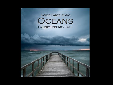 Oceans (Where Feet May Fail) - Piano Inst. with Lyrics
