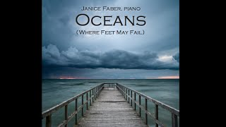 Oceans (Where Feet May Fail) - Piano Inst. with Lyrics & Sheet Music