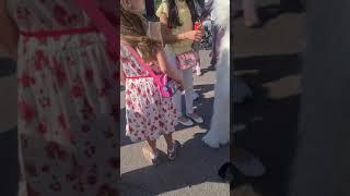 رحت اصلي صلاة العيد انا و بناتي [ عيد اضحى مبارك ]