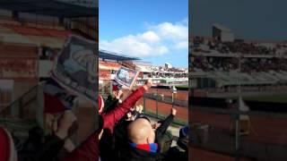 Catania-reggina curva nord mai domi