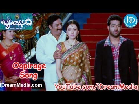 Brindavanam Movie Songs - Oopirage Song - NTR Jr - Kajal Aggarwal - Samantha