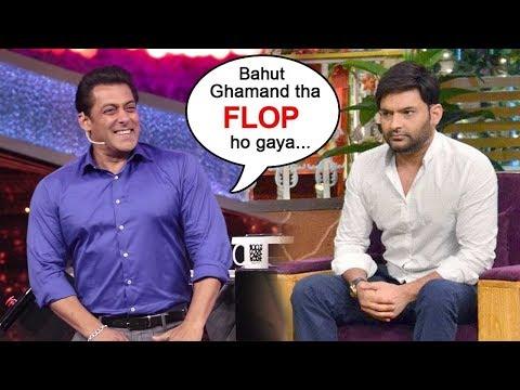 Salman Khan ने  Kapil Sharma के Show बंद होने का ऐसा मजाक उड़ाया जिसे सुनकर आप हैरान हो जाएंगे Mp3