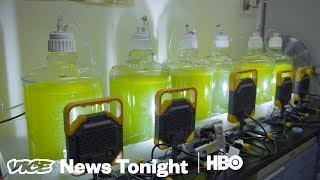 Algae For Energy & The Priest Of Blockchain: VICE News Tonight Full Episode (HBO)