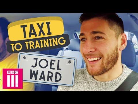 Crystal Palace's Joel Ward | Taxi To Training
