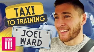 Crystal Palace's Joel Ward | Taxi To Training