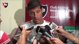 Sebastián Domínguez en conferencia de prensa | 11.01.2016