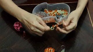 Cara Membuat Gantungan Kunci Dari Manik Manik