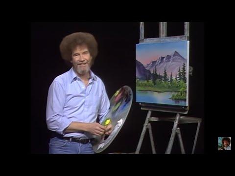 Ressam Bob Ross Kimdir