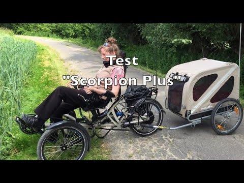 """Test """"Scorpion Plus"""""""