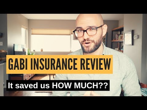GABI Insurance review: easy way to save money on  car insurance!